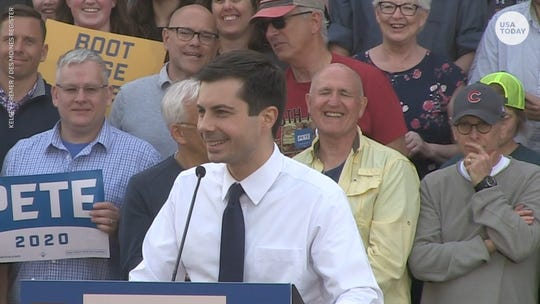 Pete Buttigieg says Trump faked a disability to avoid serving in the Vietnam War