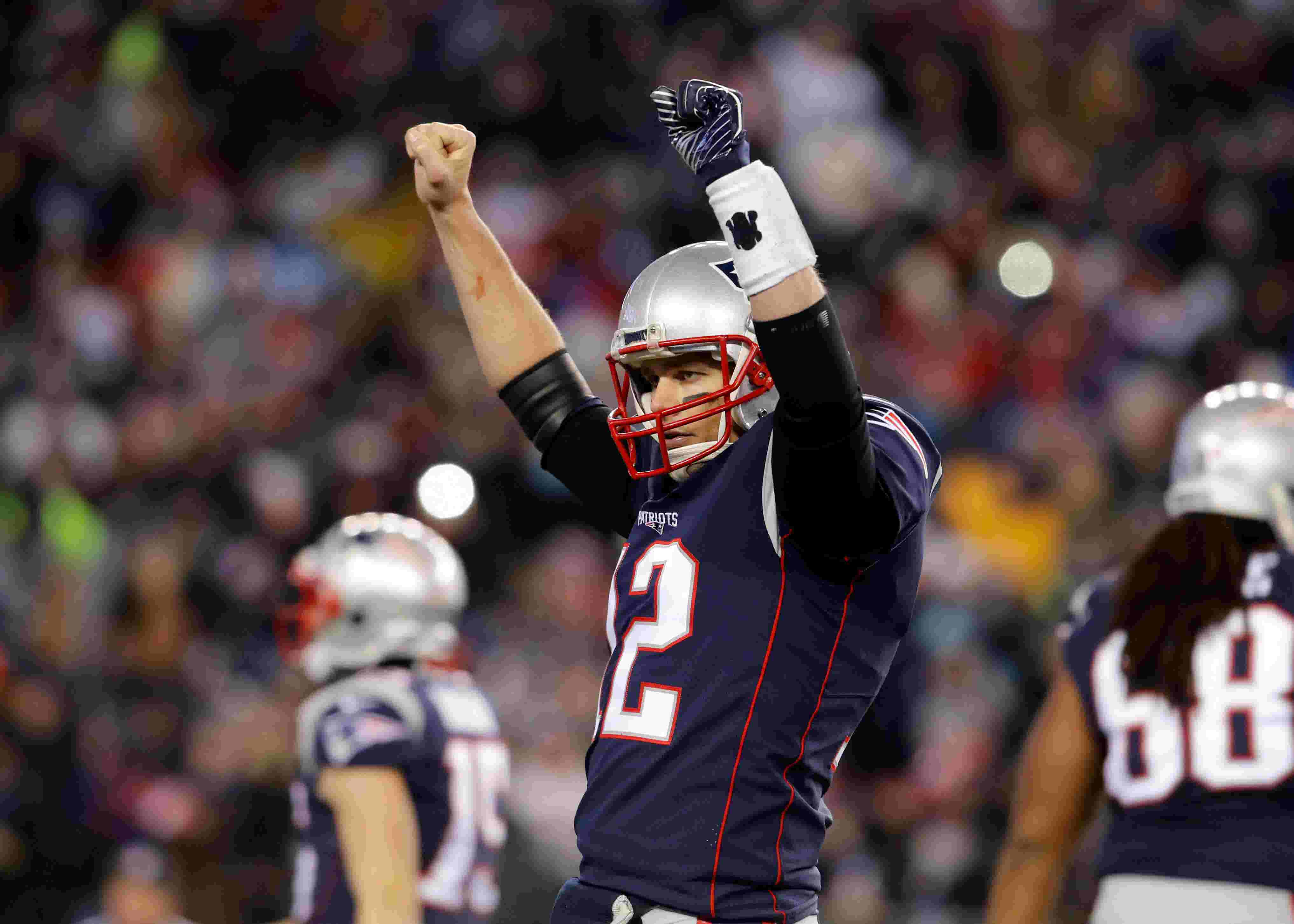 cedf087a NFL schedule overreactions: Patriots slate not as easy as you think