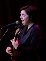Green Bay artist Tae performs Thursday at the OuterEdge Stage in Appleton.