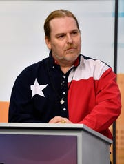 Place 6 Abilene City Council candidate Ron Konstantin during Monday's debate.