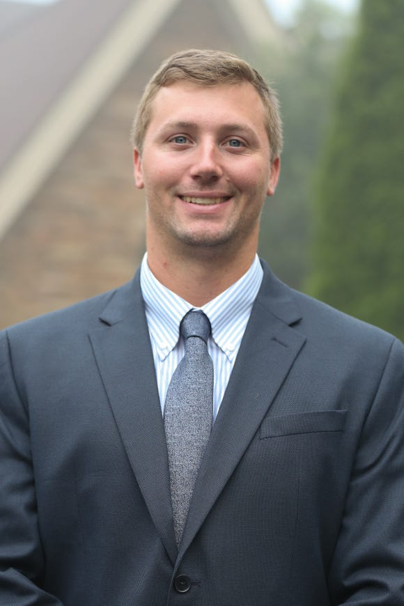 Ryan Herrmann will become Christ School's new head lacrosse coach effective July 1