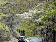 Blue Ridge Parkway announces campground, picnic area openings for spring