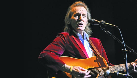 Gordon Lightfoot will play the State Theatre of Ithaca in May 10.