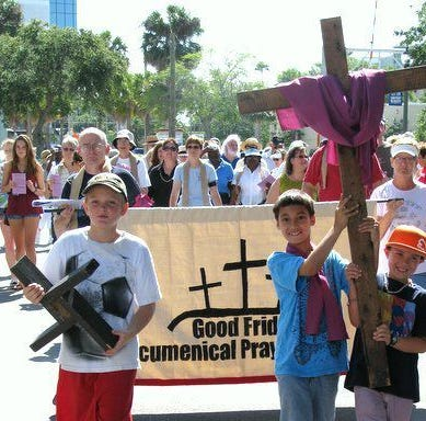 Taking faith to the streets: Good Friday Prayer Walk in Melbourne to touch on hunger, homelessness and hope