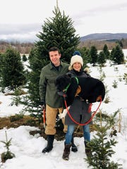 Young professionals like Brittany and Brodie O'Brien like the outdoor lifestyle Vermont offers.