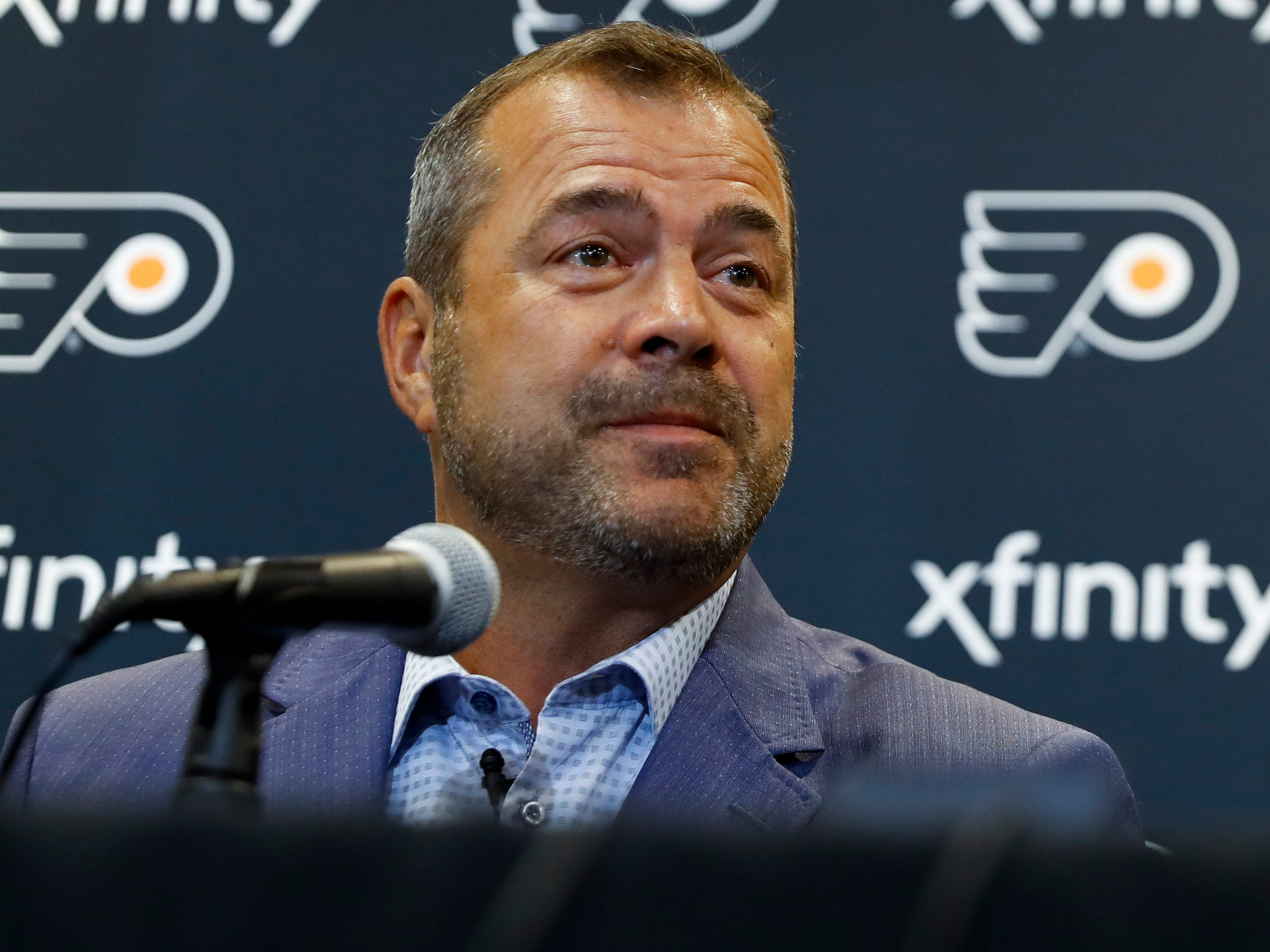 Why Chuck Fletcher and Alain Vigneault think the Flyers can turn it around quick