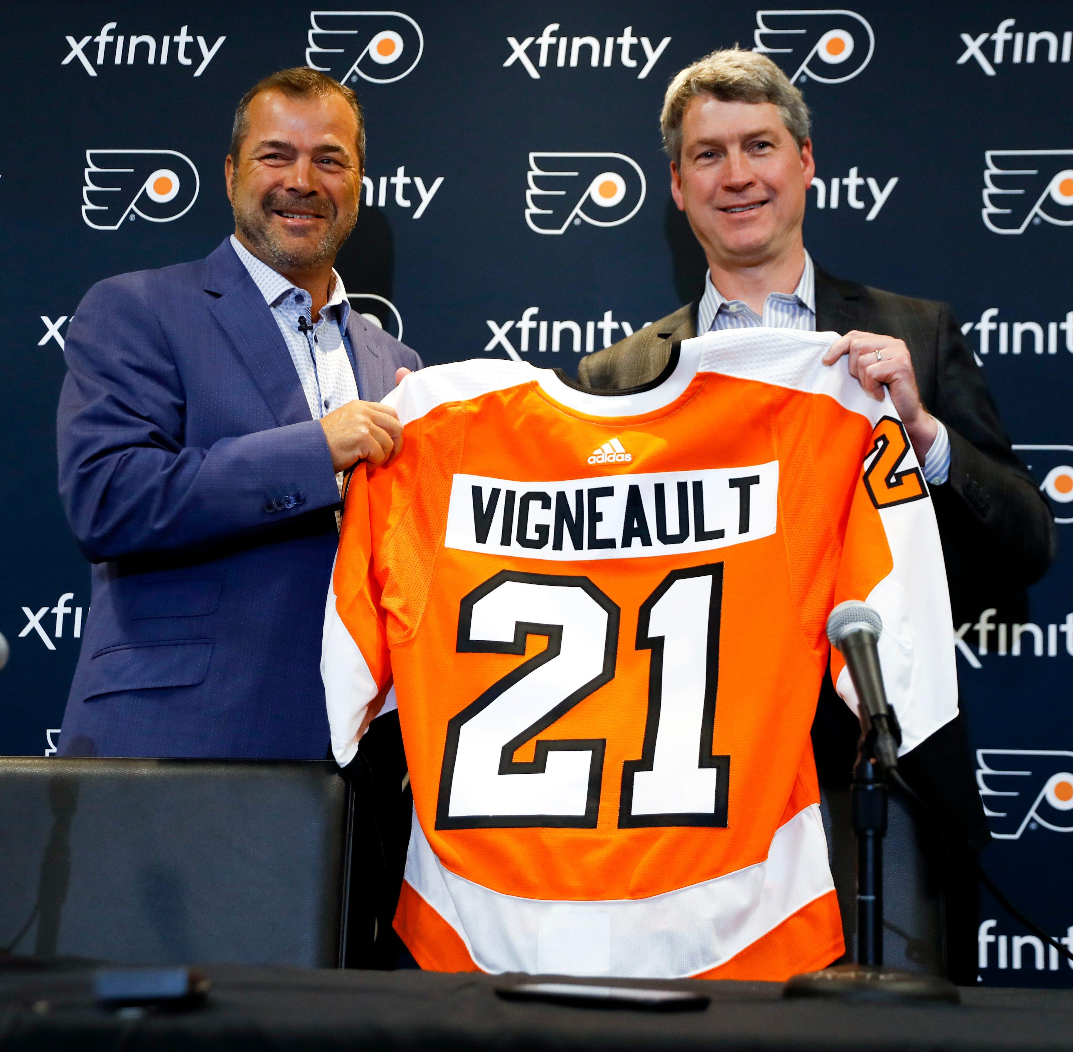 Now that Chuck Fletcher found a coach, where does Flyers' offseason go?