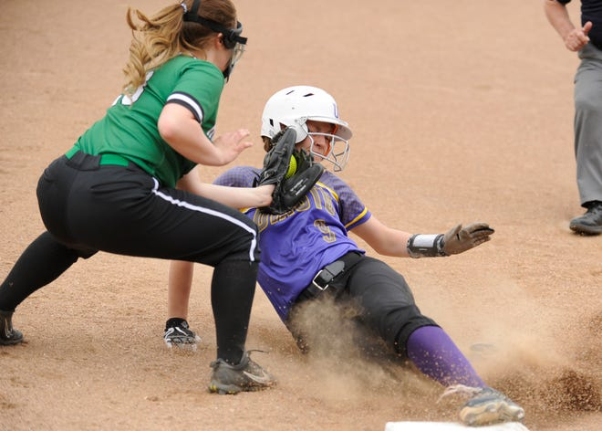 With the sectional and district softball tournaments beginning this week, it is time to look at the draws for some of our local teams and make some predictions.