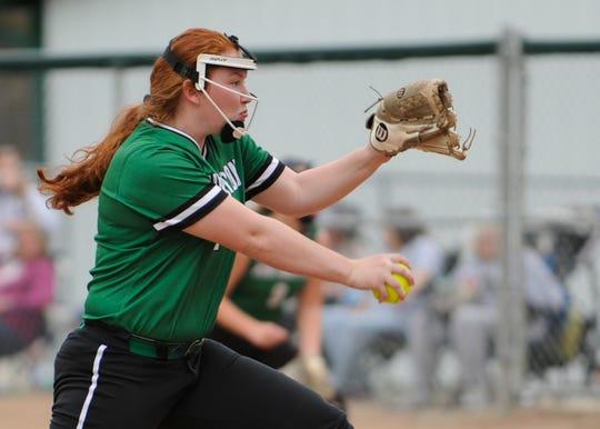 Huntington softball won a sectional final 4-2 over Eastern Brown on Friday.