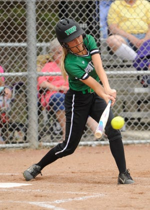 Huntington softball defeated Piketon 5-1 in a D-III sectional semifinal on Tuesday.