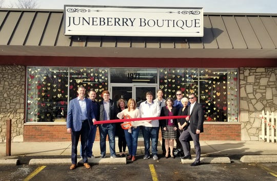 Juneberry Boutique is one of several new businesses to open in the Anderson Township, Newtown area in 2019.