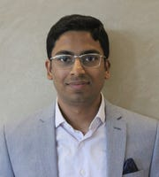 Endocrinologist Sulay H. Shah, M.D.