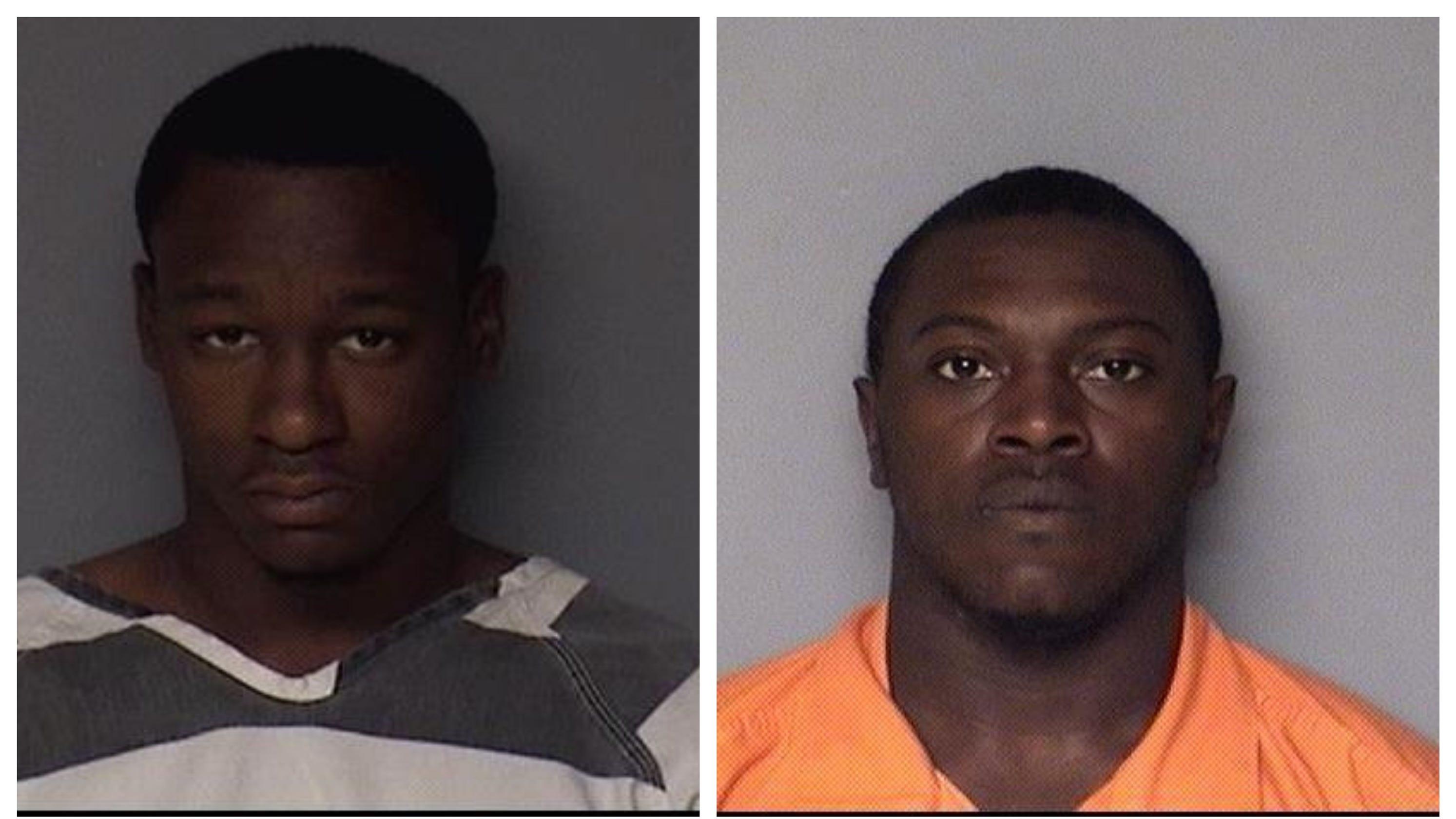 Iowa car chase: 2 fugitives arrested after leading 54-mile