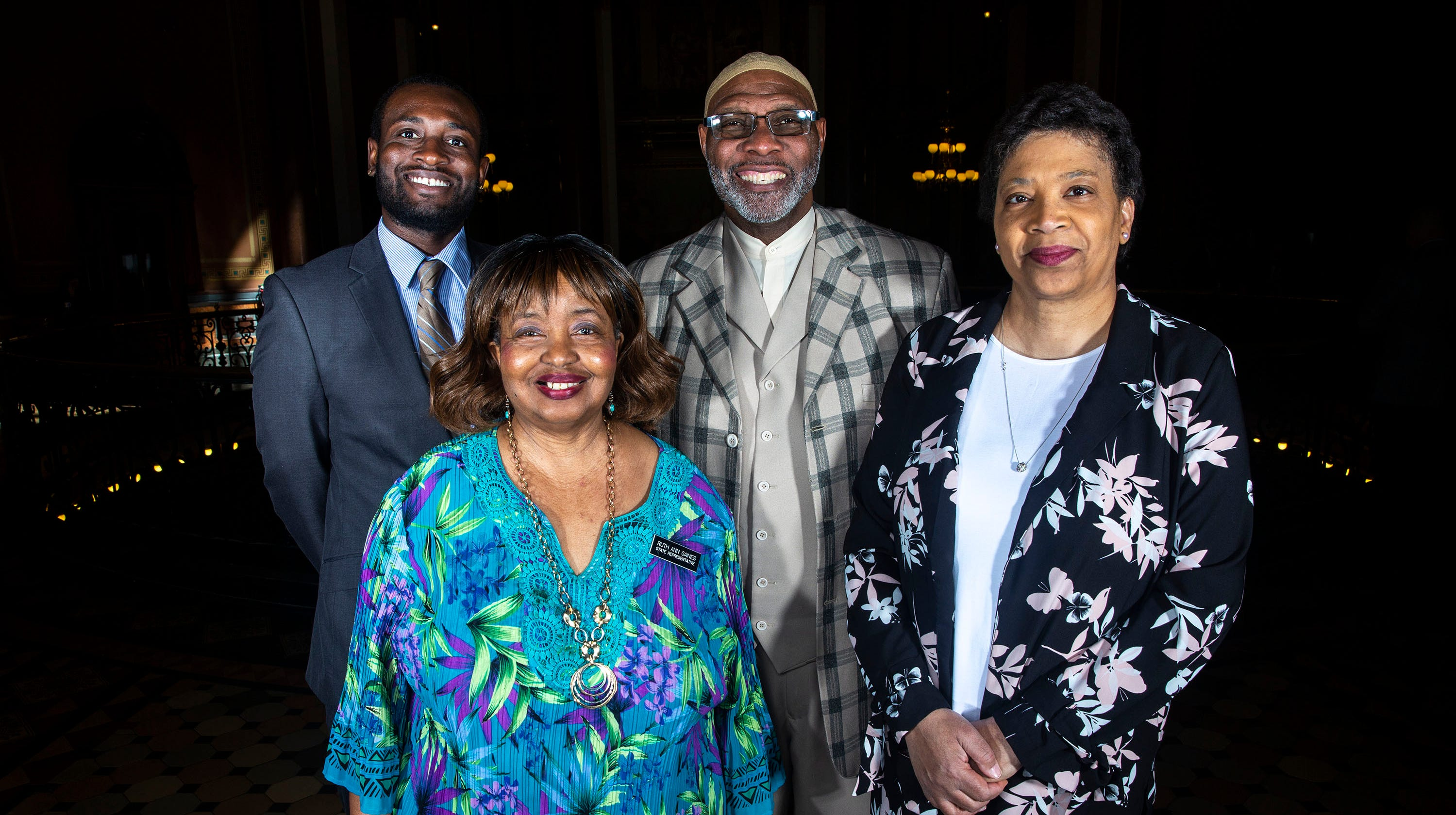 'No reason we can't have more people here': Iowa has just 4 lawmakers of color at Capitol