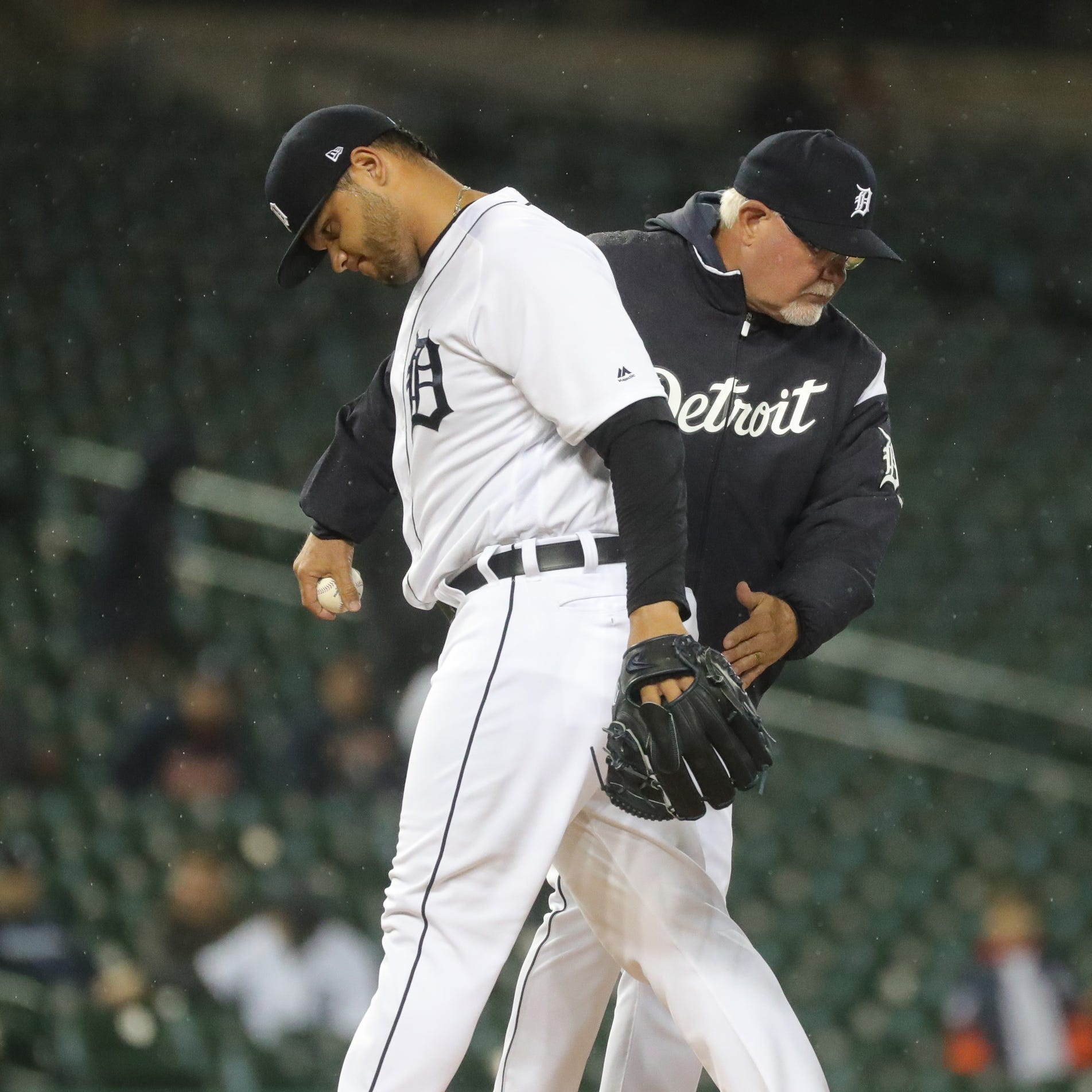 Detroit Tigers changing Joe Jimenez's role in bullpen after recent struggles