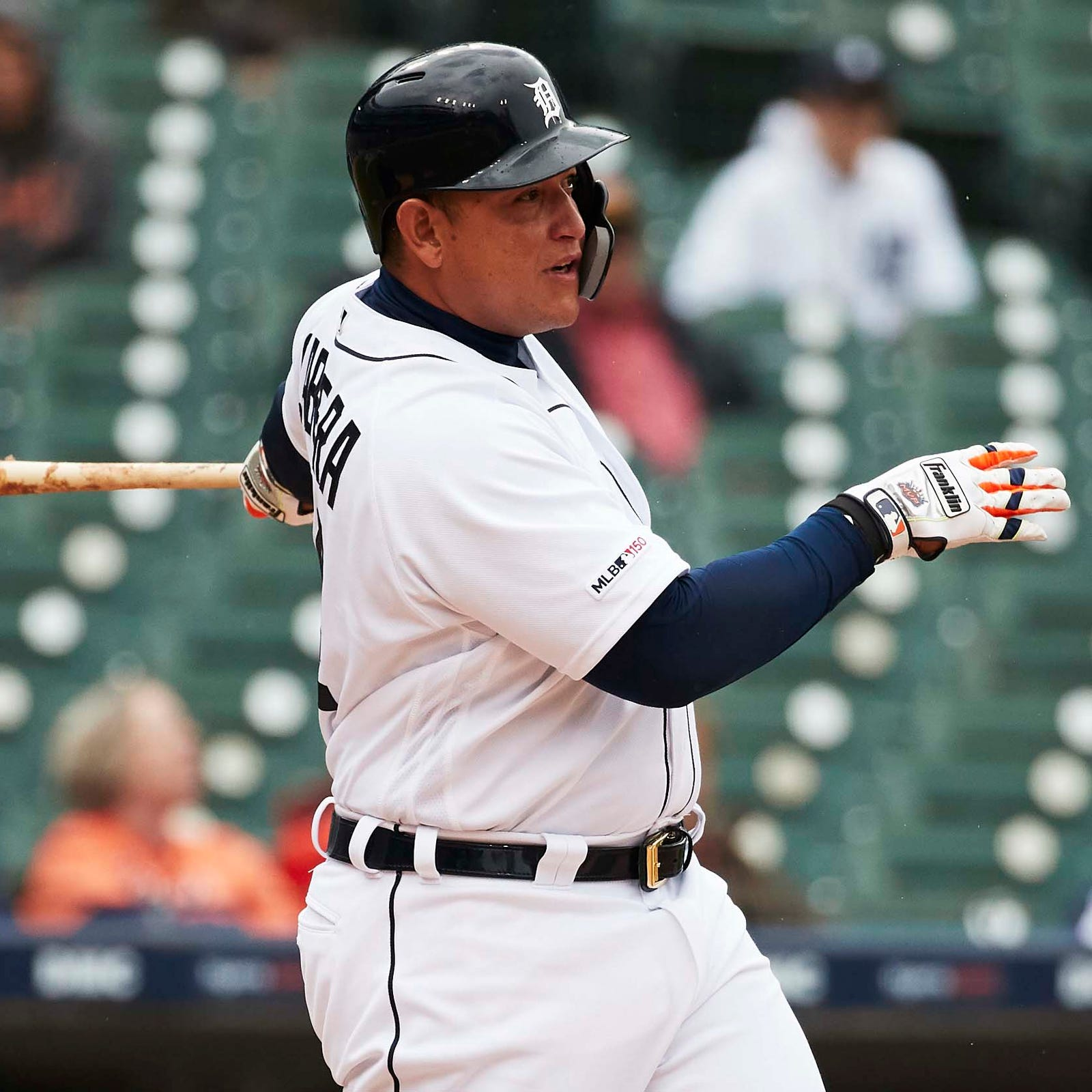 Detroit Tigers observations: Sloppy defense stings, but Tigers set season high in runs