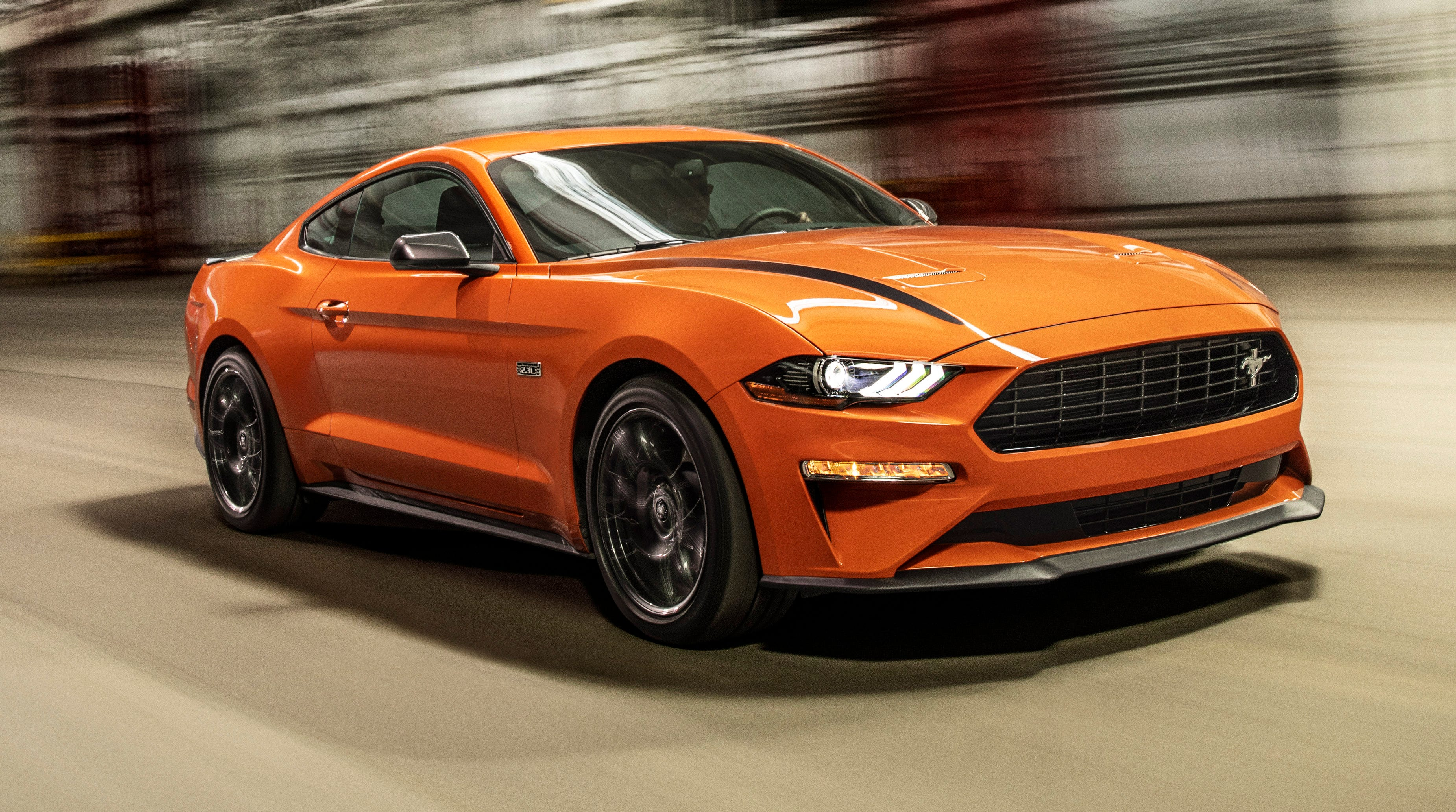 The Ford Mustang Ecoboost High Performance