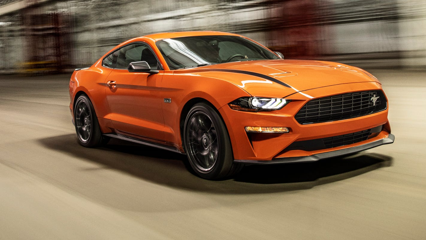 Top 10 premieres at the New York auto show