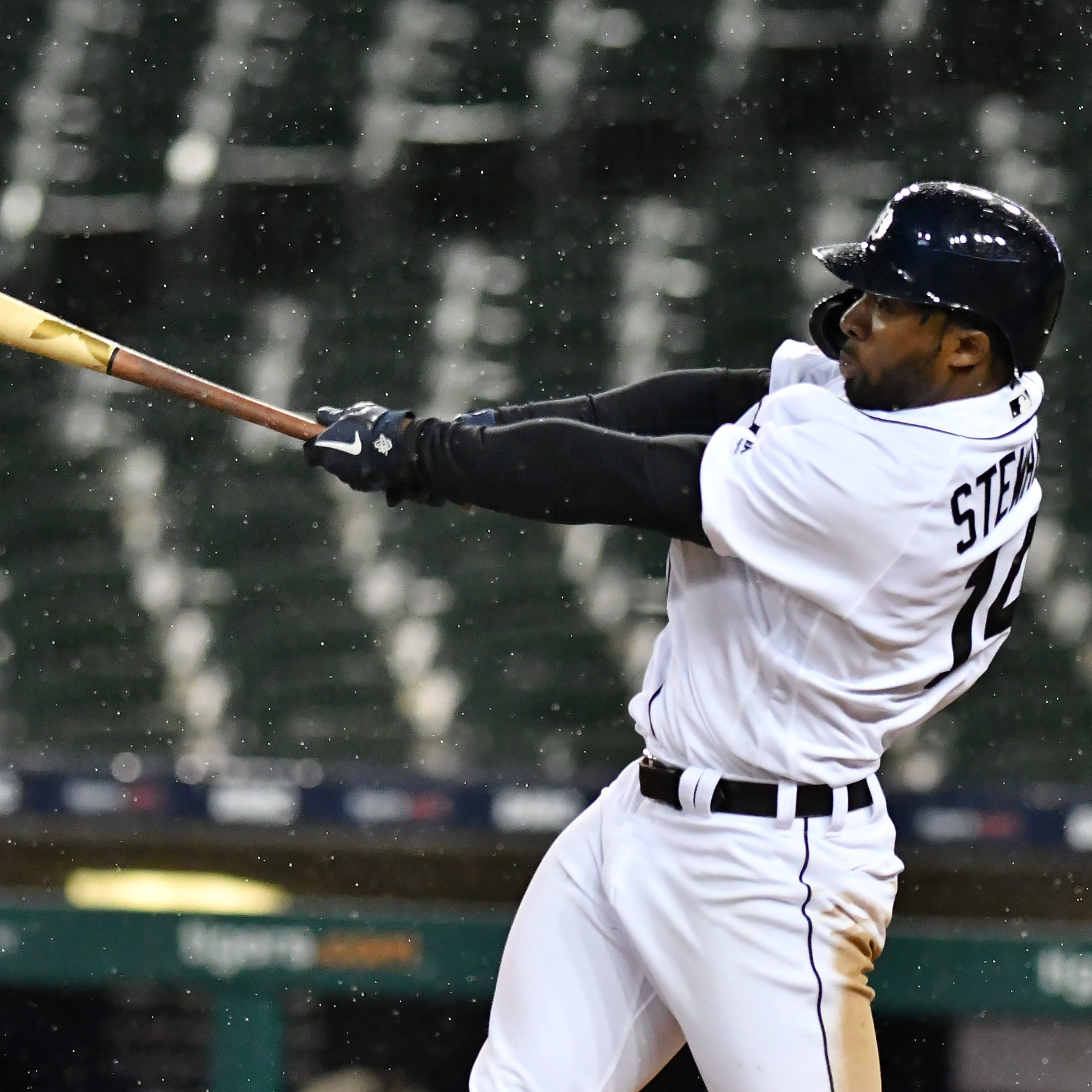 Tigers put Christin Stewart on the injured list; Brandon Dixon up