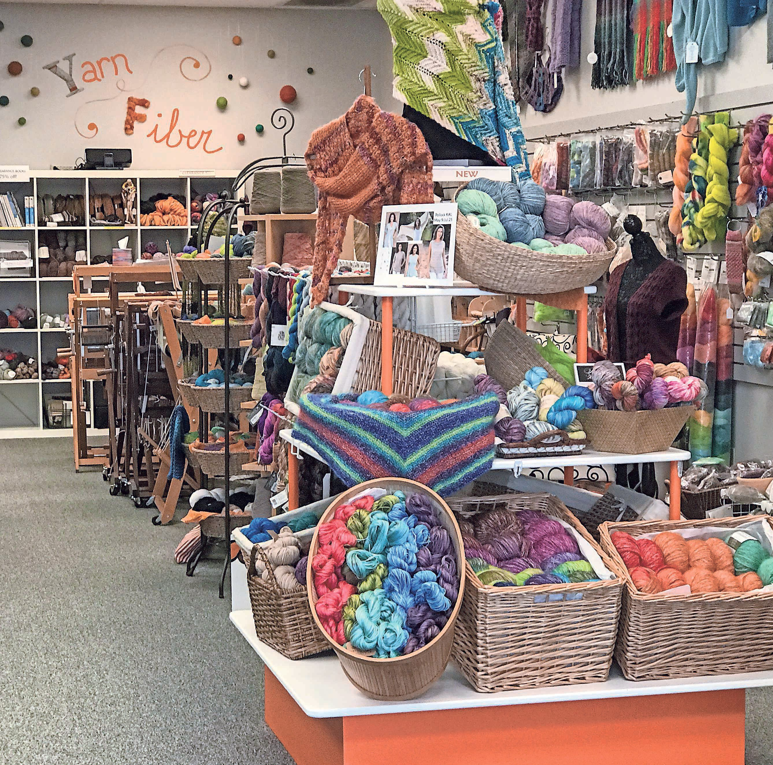 Handmade: Threadbender Yarn Shop marks 35th year