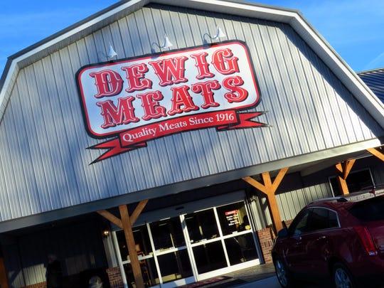 Dewig Meats in Haubstadt.