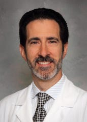 Brian-Fred Fitzsimmons, interventional neurologist at the comprehensive stroke center, Froedtert Hospital of Milwaukee.