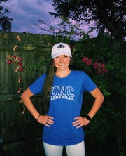 Fort Myers senior Madi Baron will swim at UNC Asheville next season after a successful career with the Green Wave.