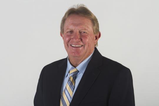 Lee County Commissioner Larry Kiker.