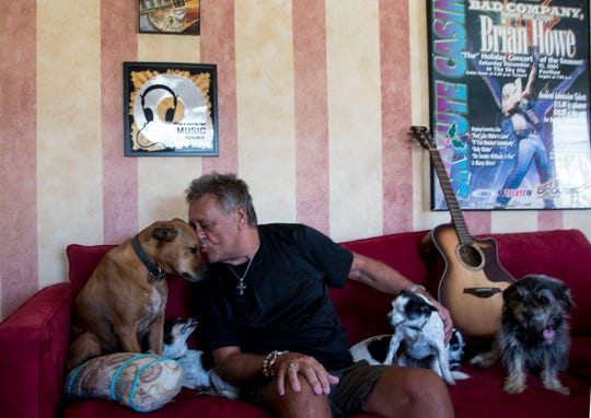Former Bad Company lead singer Brian Howe is selling his Fort Myers Beach home and moving to Nashville. The longtime animal advocate plans to donate a portion of the sale to the Have a Heart Animal Foundation.