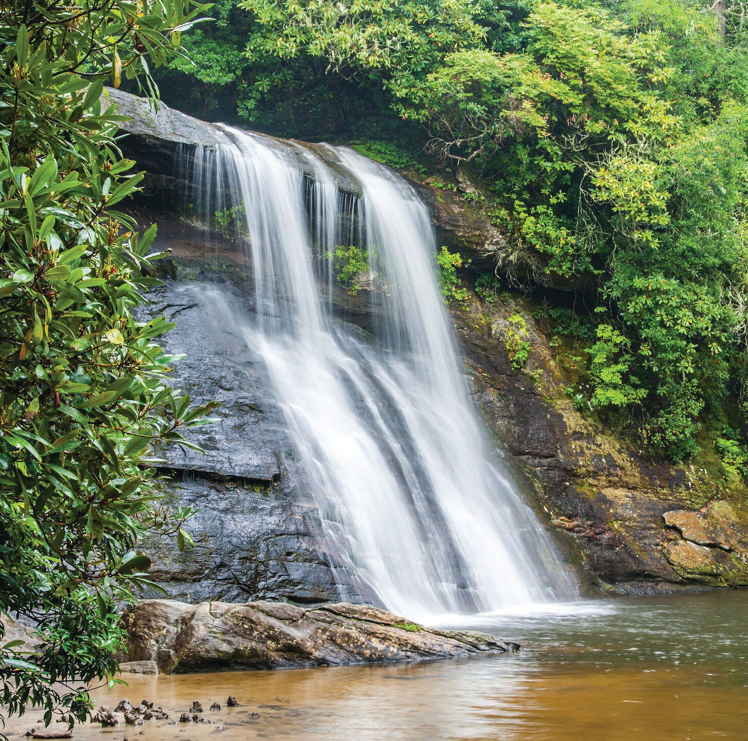 Fests and falls: North Carolina mountain towns in Jackson County are destinations for spring