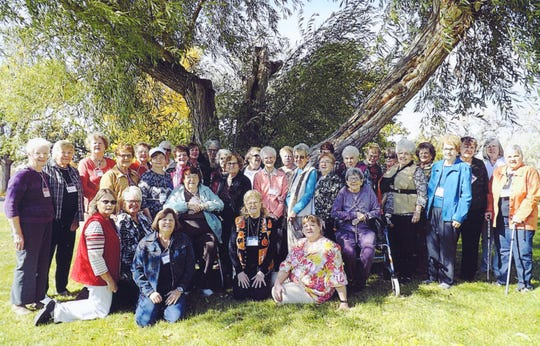 The Great Falls Flower Growers club beautifies the city.