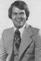 This 1978 photo shows WISH-8 sportscaster Chet Coppock, who changed the landscape of broadcasting  in the city.