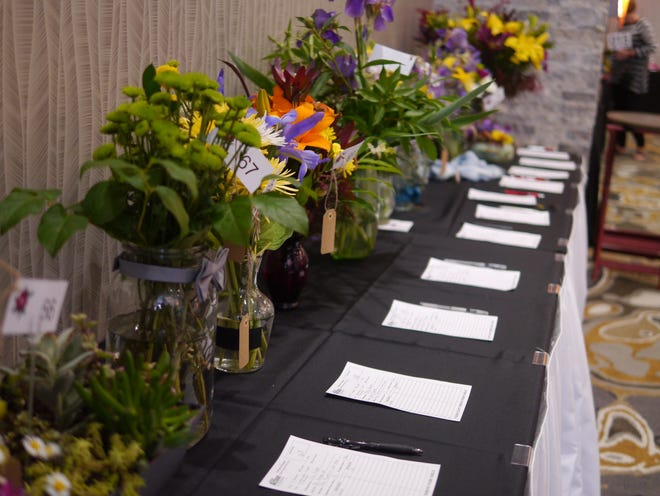 Flowers of multiple hues and fragrances will be on hand at the Festival of Flowers.