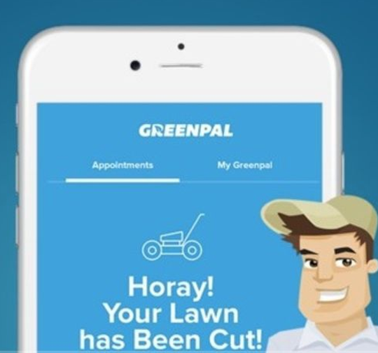 GreenPal makes lawn care service in Knoxville as easy as calling Uber