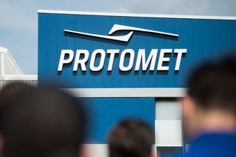 See inside the new Protomet facility in Loudon, Thursday, April 18, 2019.
