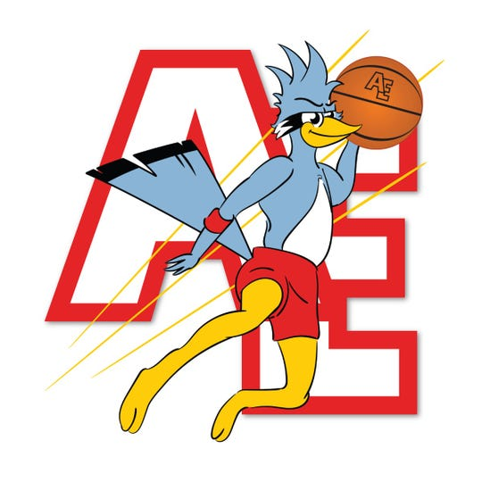 Austin-East High School students created a mobile sticker pack app featuring the school's roadrunner mascot. Students, alumni and supporters can show their school spirit by putting roadrunner stickers into text messages and social messaging apps.