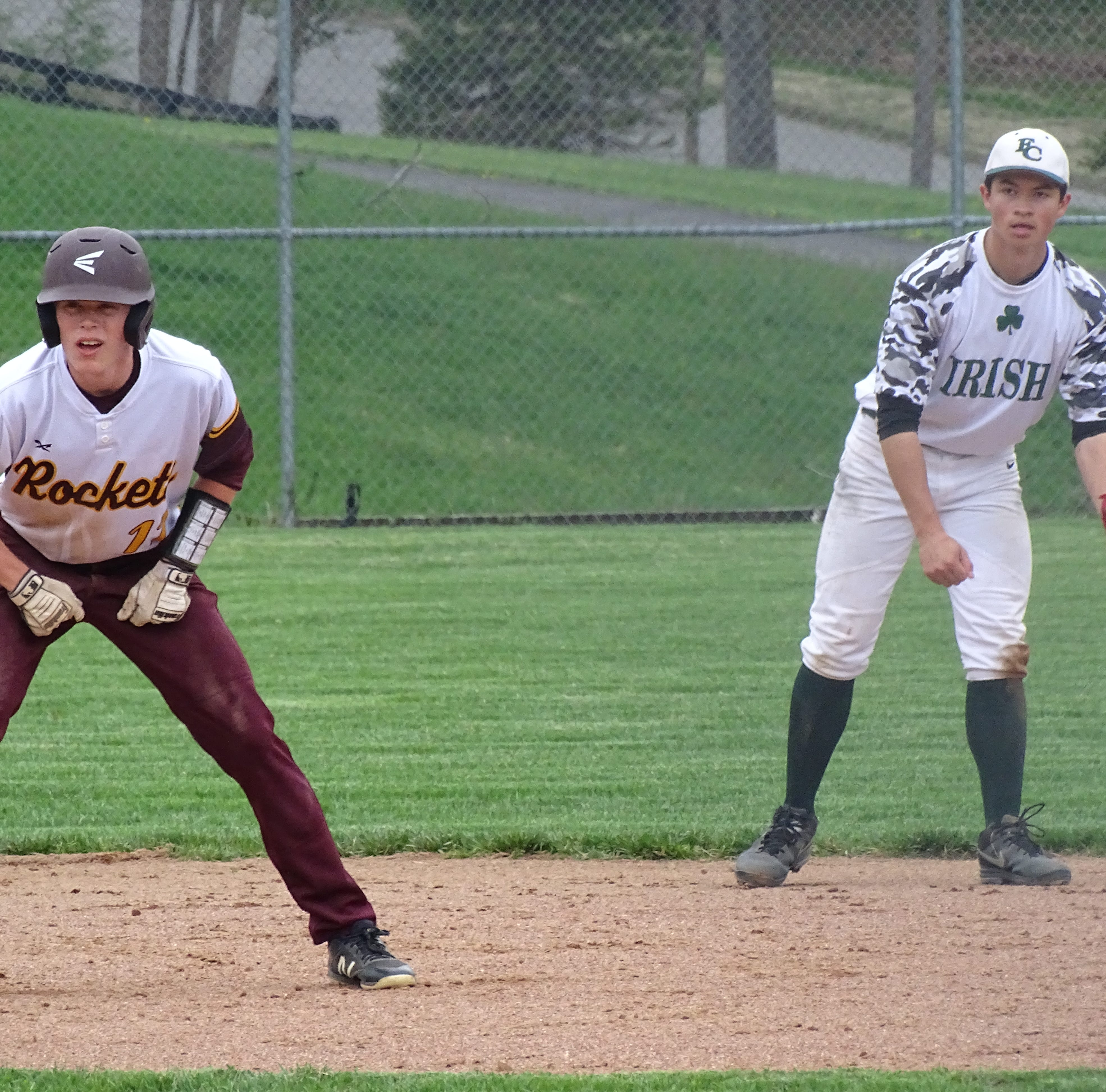 Fisher Catholic tops rival Berne Union in walk-off fashion
