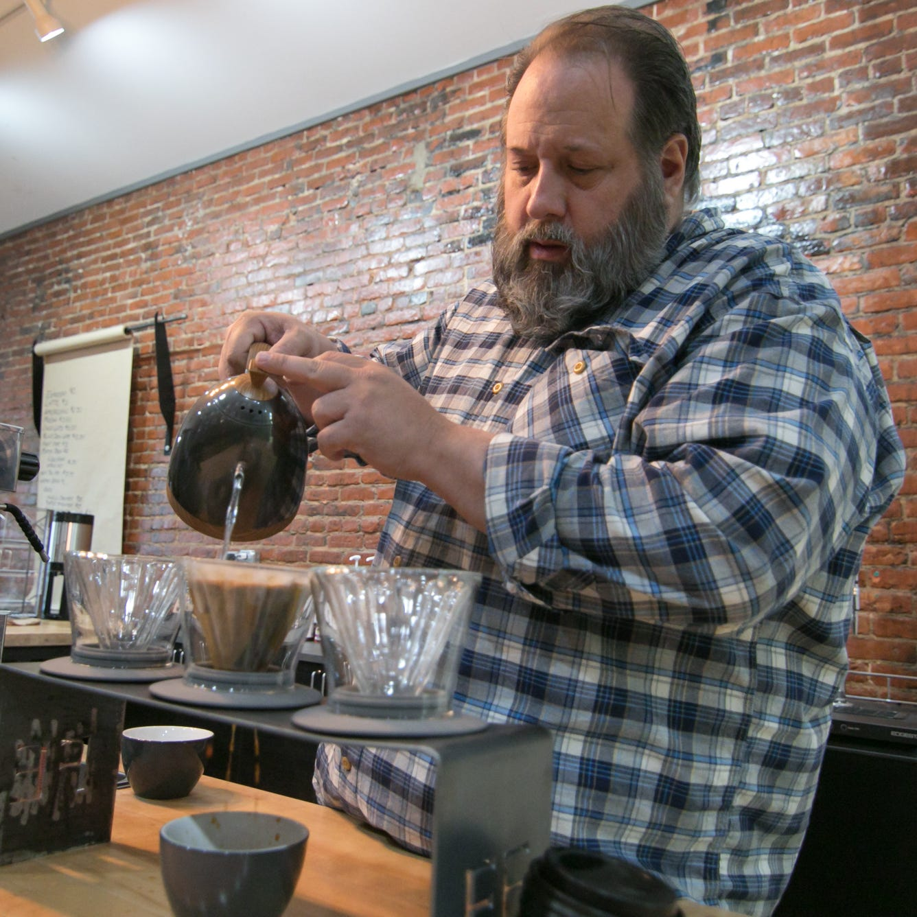 Specialty roasts focus of new coffee shop open in downtown Howell