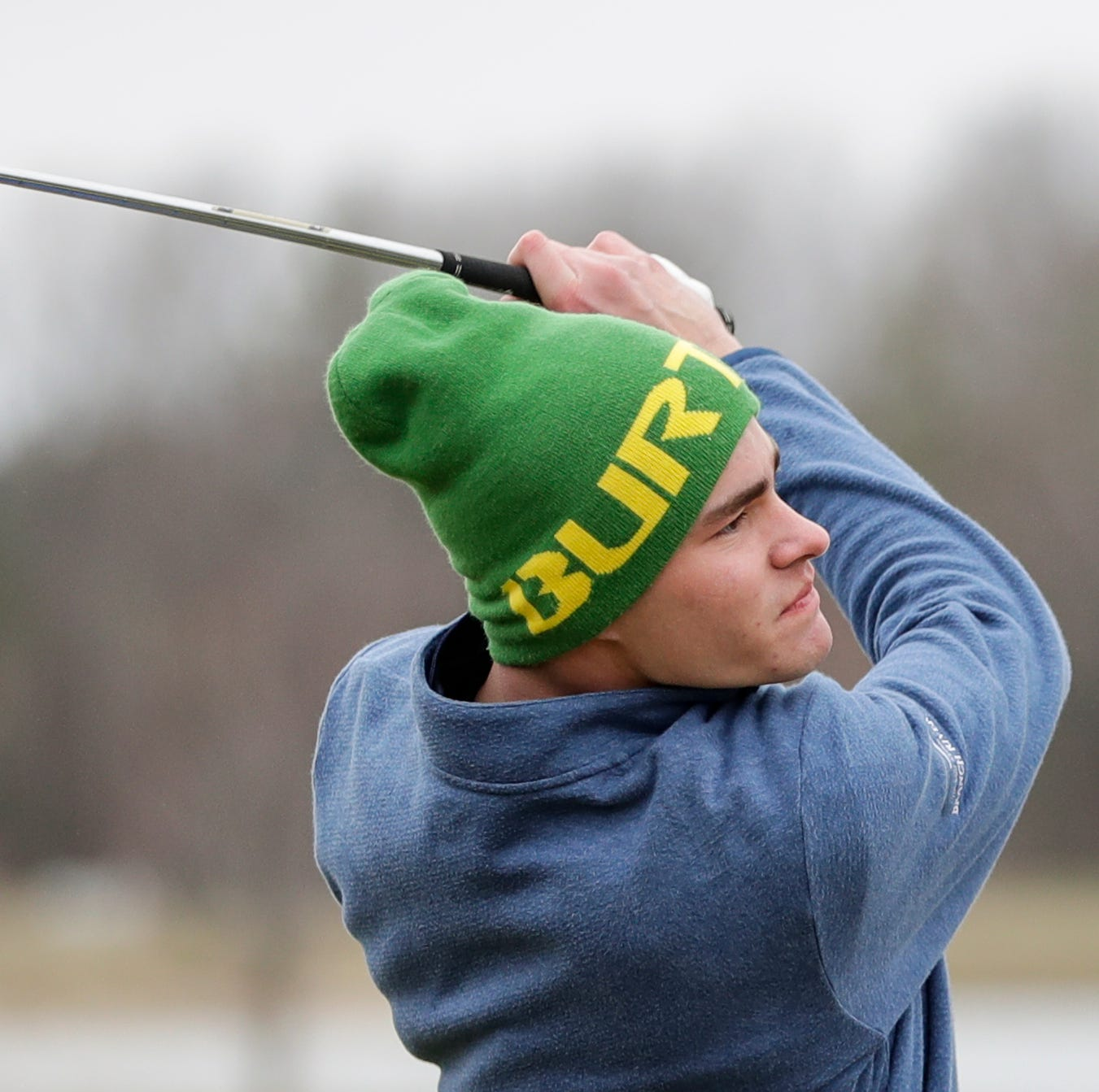 Roncalli's Behringer, best known in hoops, lands NCAA DI golf scholarship