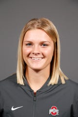 Emily Clark, Ohio State softball