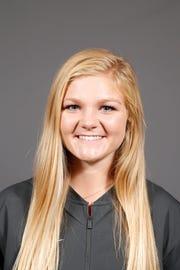 Claire Nicholson, Ohio State softball