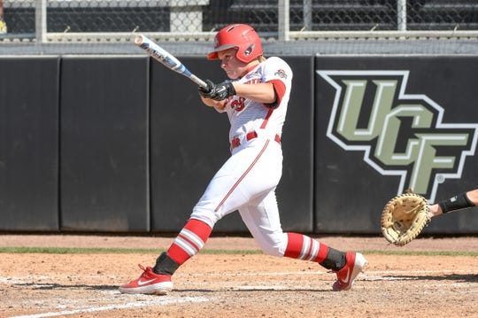 North Union grad and Ohio State senior Emily Clark is among the best softball players in the Big Ten this season.