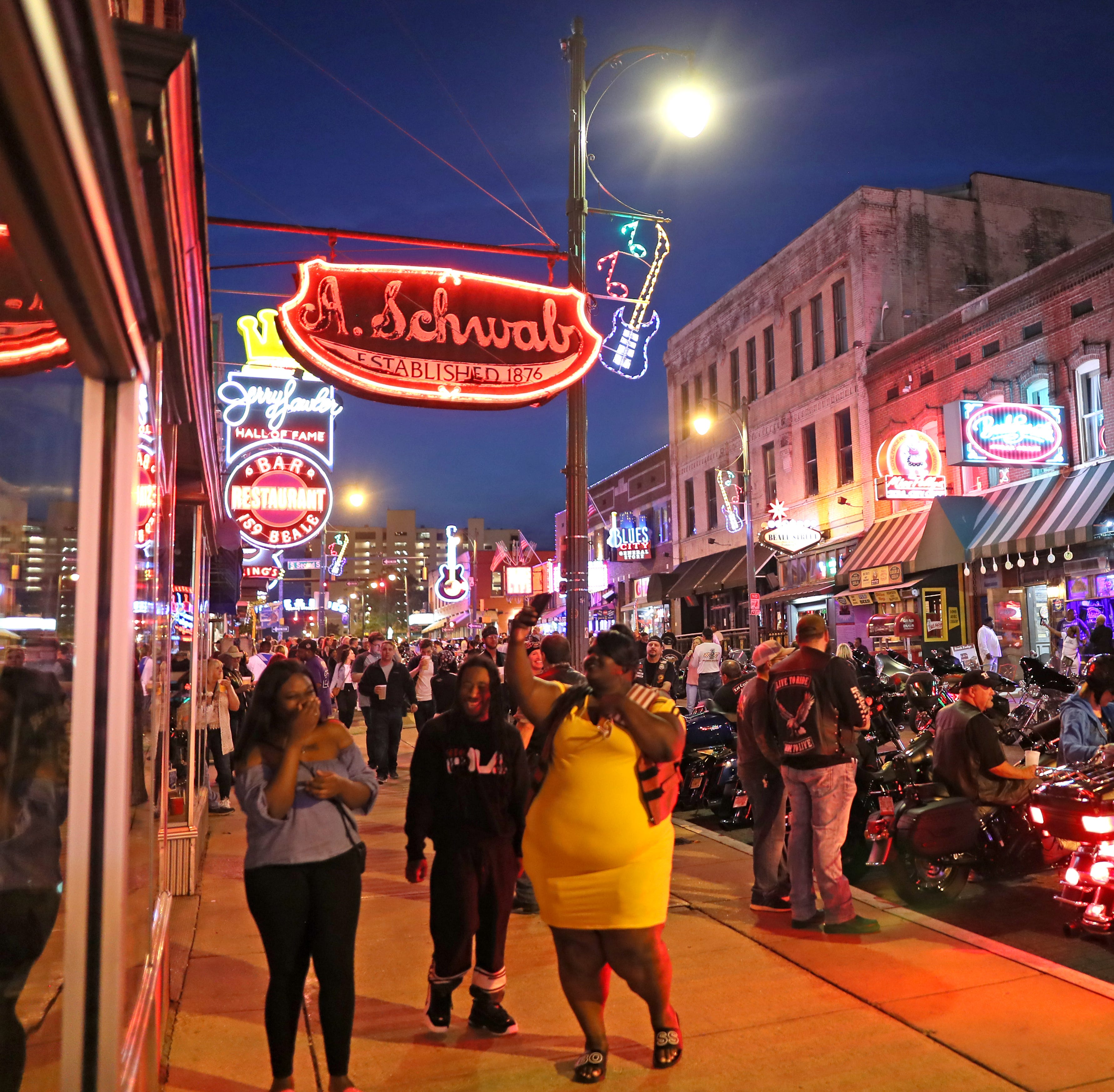 Bluff City bicentennial: Beale Street's history, revival the engine to an endless party