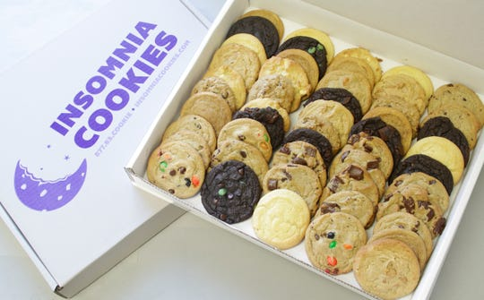 Insomnia Cookies is planning a new Downtown Memphis location.