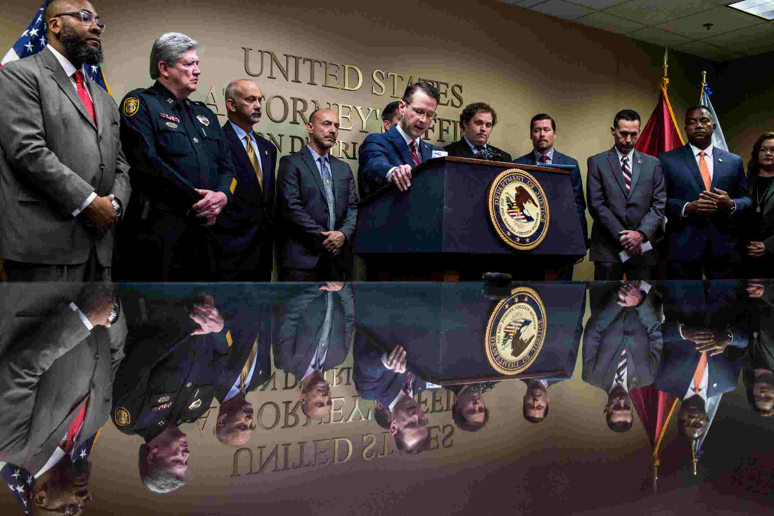 Memphis area medical professionals indicted in federal opioid crackdown