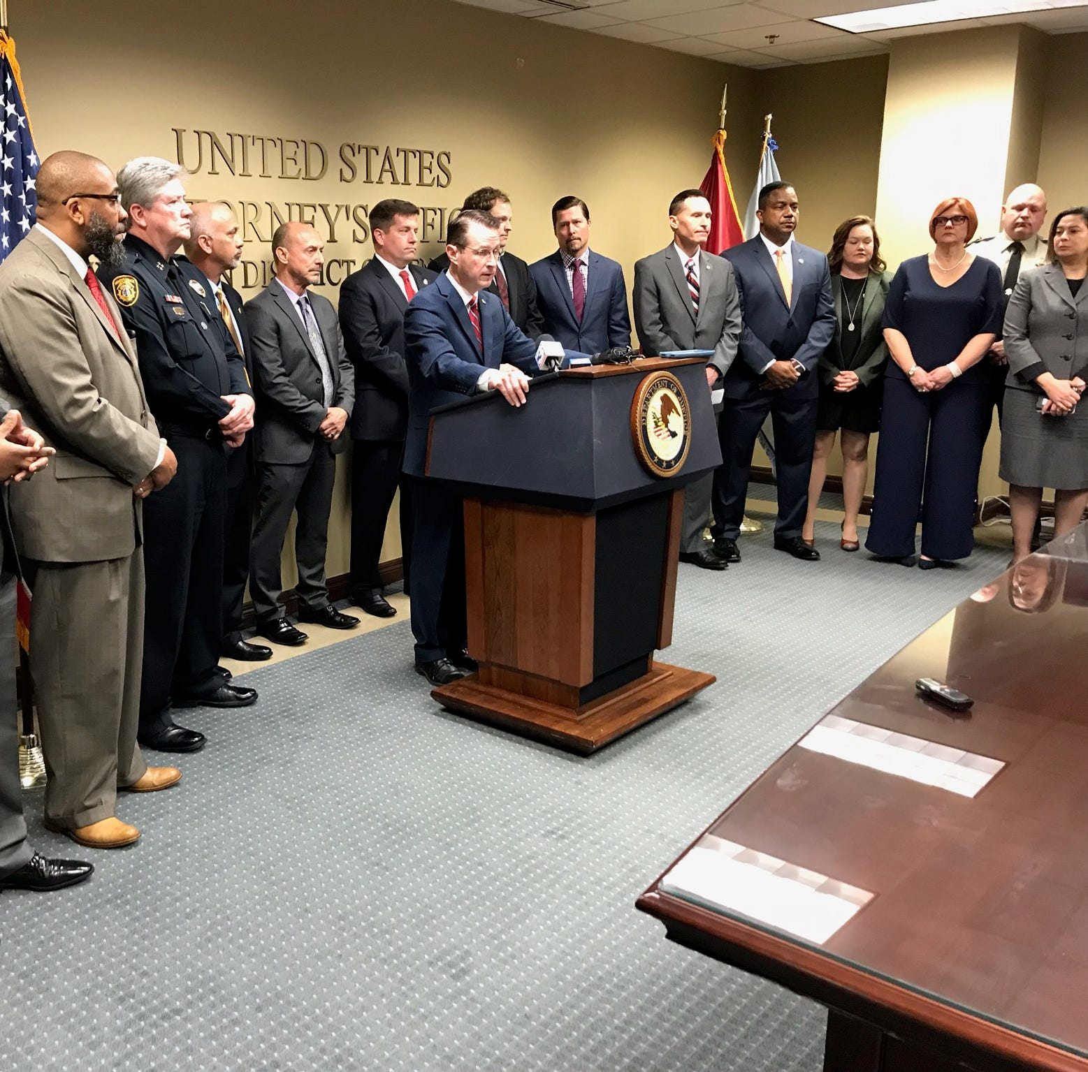 Here are the Memphis medical professionals indicted in federal opioid crackdown