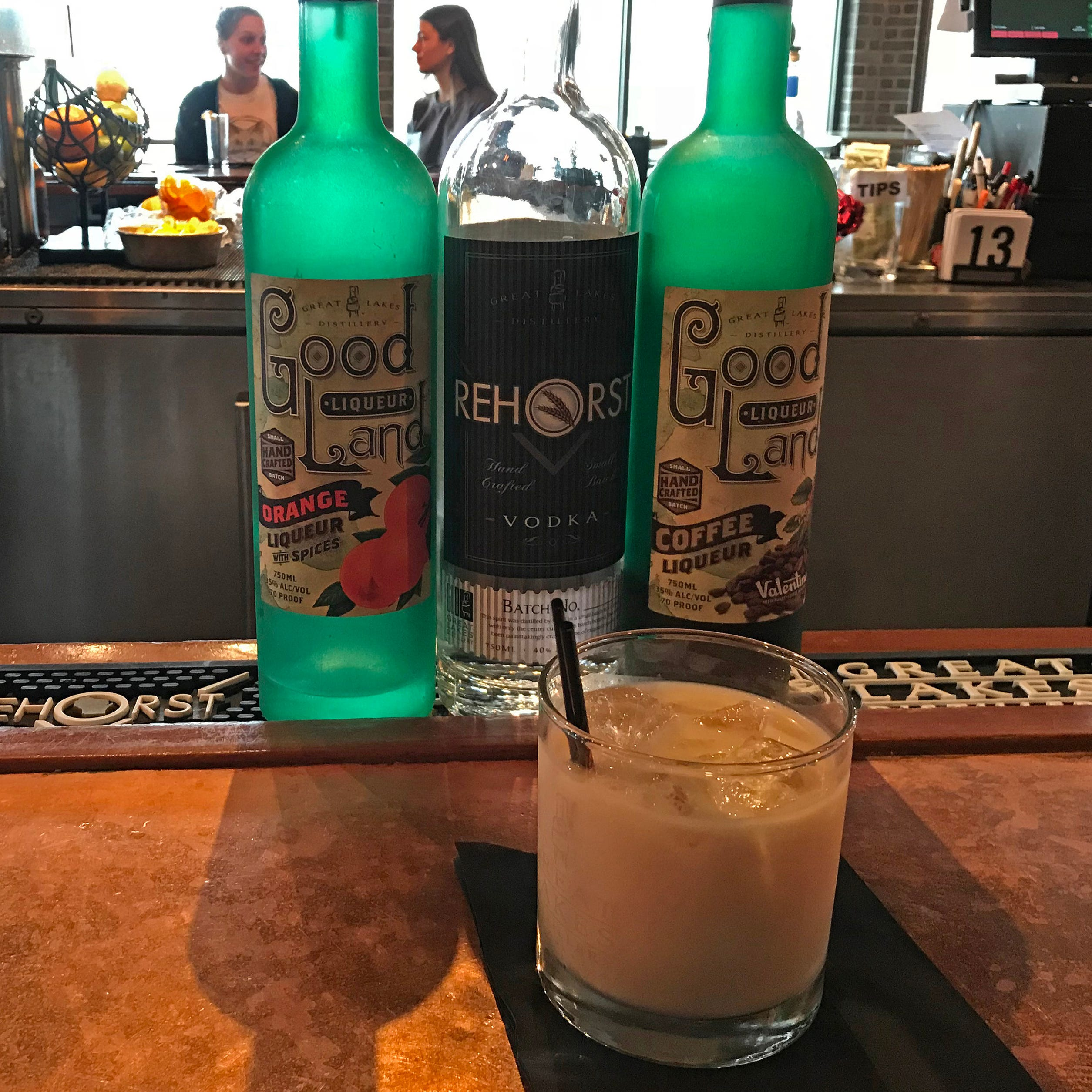 Great Lakes Distillery is serving up Orange White Russian with new coffee liqueur