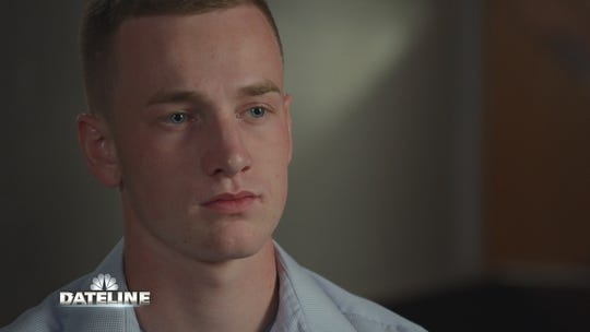"Madison Holton will tell his story Friday to ""Dateline NBC."""