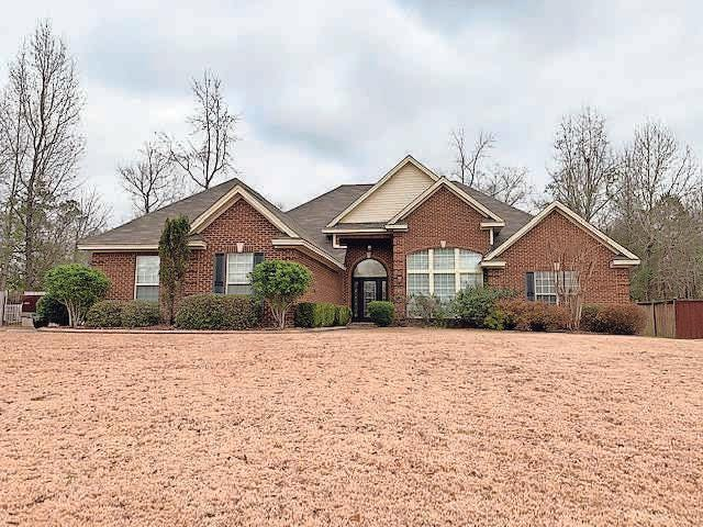 One home on Timberland Drive in Live Oaks is for sale for $229,900 and provides four bedrooms and two bathrooms within 2,195 square feet of living space.