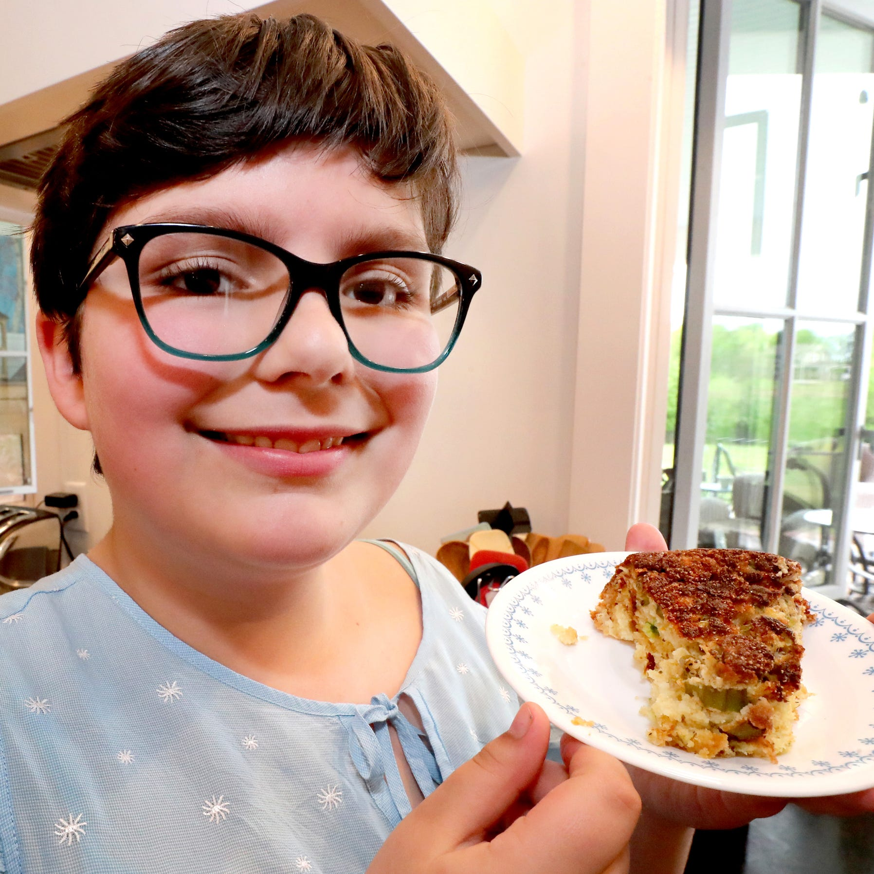 Eagleville student vies for first prize at National Cornbread Festival